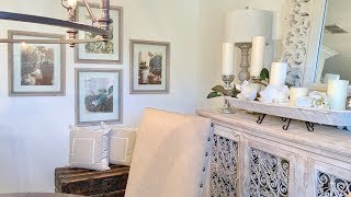 Decorate With Me / Formal  Dining Room