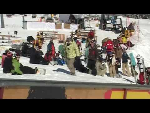 Snowpark Sölden - Freestyle Feast