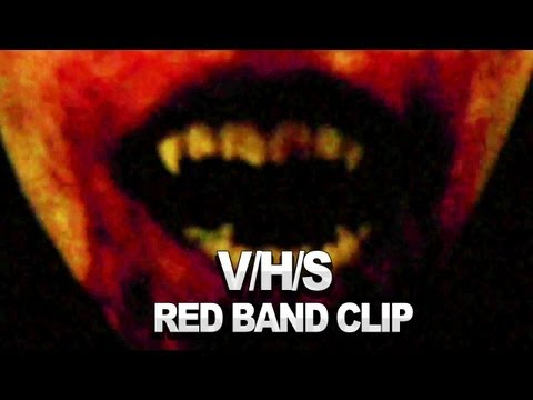 V/H/S Clip 'Stairwell Escape'
