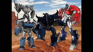 TOP 10. The strongest transformers from TFP