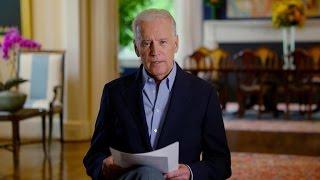 Note to Self: Vice President Joe Biden