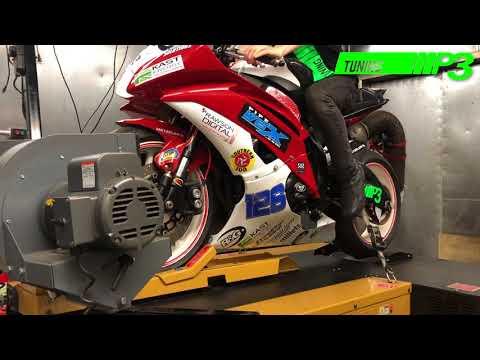 Yamaha YZF R6 Mike Norbury TT Racer Dynojet Power Commander