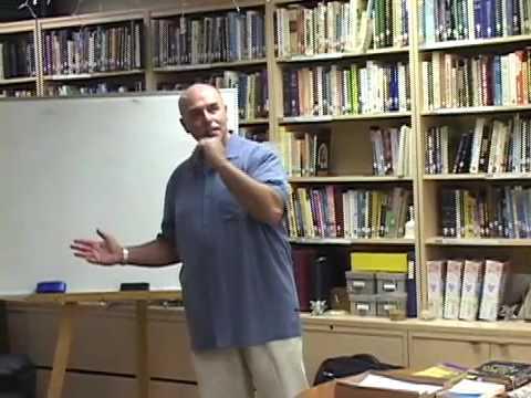 Jack Rosen: The Story of Jesus 2/8