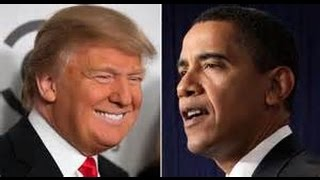 Breaking News Barack Hussein Obama Says Donald Trump Won't Be Elected President February 2016