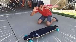Restrospec Rift 41-Inch Longboard   Unboxing and Review!
