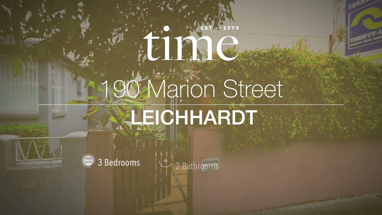 190 Marion Street, Leichhardt NSW