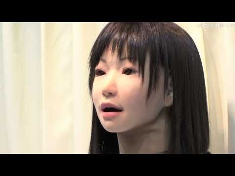 Japanese Scientists Teach World's Creepiest Robot To Sing