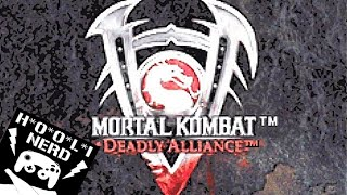 HooliNerd zockt: MORTAL KOMBAT: DEADLY ALLIANCE (Game Boy Advance)
