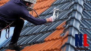 World of Amazing Modern Roofing Technology  with Skilful and Creative Workers