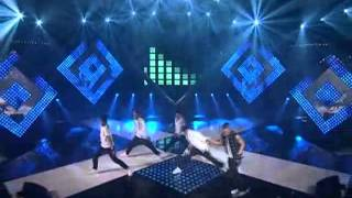 Taeyang-Only look at me (태양-나만바라봐)  @SBS Inkigayo 인기가요 20080713