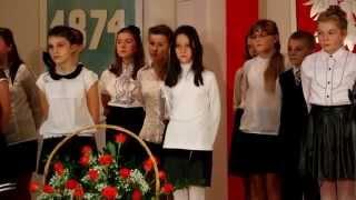 Jubileusz szkoły podstawowej w Zręcinie