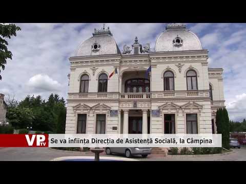 Se va înființa Direcția de Asistență Socială, la Câmpina