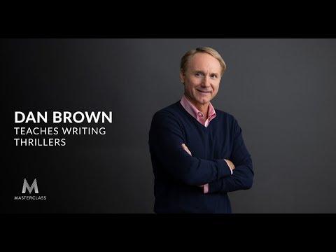Dan Brown MasterClass