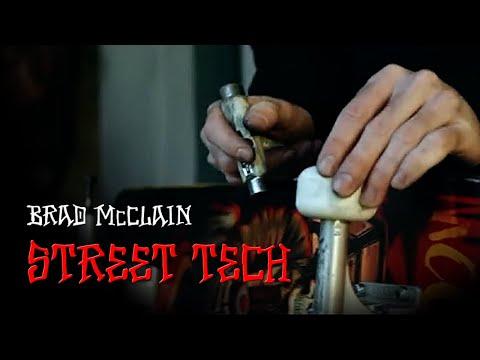 BONES WHEELS - BRAD MCCLAIN - YOUR STAMP
