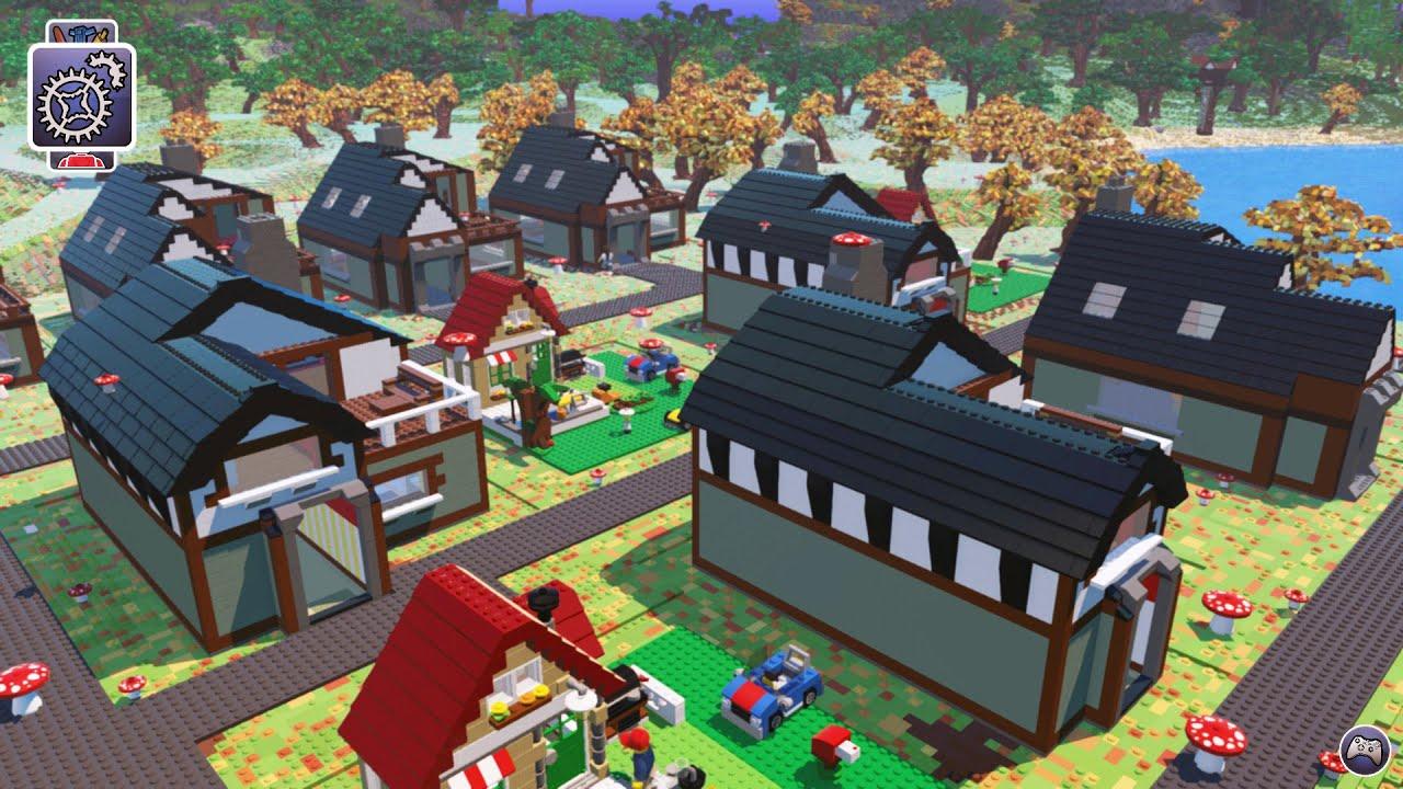 LEGO Worlds Trailer (2015) #VideoJuegos #Consolas