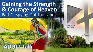 Adult Talk: Gaining the Strength & Courage of Heaven: Part 1