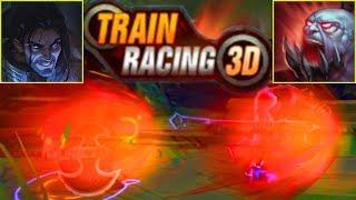 Wood Division Adventures #171 - Train Racing
