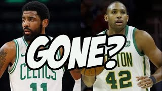 Celtics To Lose Kyrie Irving & Al Horford? Is This A Disaster?