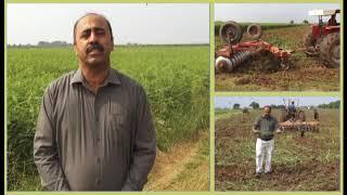 پی اے آر سی کے زرعی سائنسدان سکندر خان تنویر کا اظہار خیال