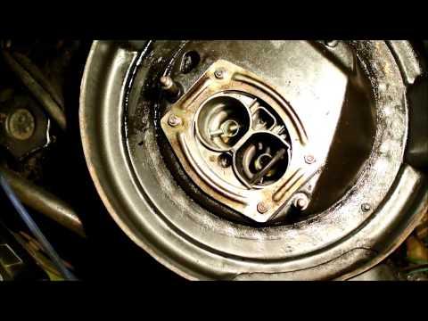 Video die Traktoren auf dem Benzin