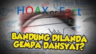 Benarkah Bandung akan Dilanda Gempa Dahsyat akibat Gerakan Sesar Lembang pada 2021? Begini Faktanya