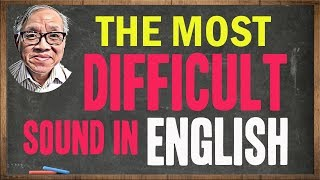 Most Difficult Sound In English - TH