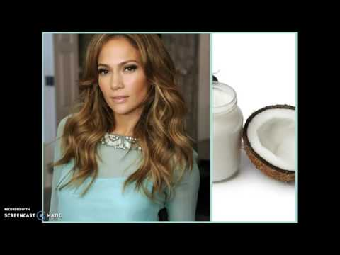 Уход за волосами и кожей от Дженнифер Лопес