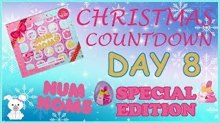 Christmas Countdown 2017 DAY 8 NUM NOMS 25 SPECIAL EDITION Blind Bags |SugarBunnyHops