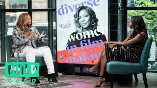 """Queen Latifah Discusses Her Program, """"The Queen Collective"""""""