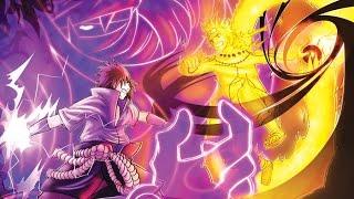 Naruto vs Sasuke AMV 450 TRAP QUEEN