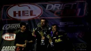 HEL Driftcup Round 2 2017 Adrian Flux Arena