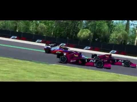 Round 3 - Spanish GP Race Edit