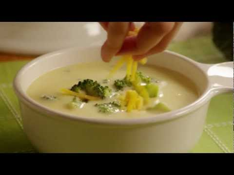 Video How to Make Excellent Broccoli Cheese Soup