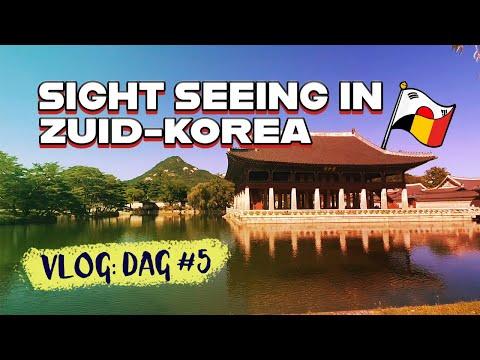 Abu in Korea : Dag 5