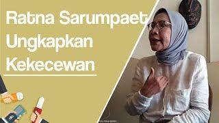Ungkapan Kekecewaan Ratna Sarumpaet, Ditolak dan Diusir di Batam