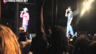 """Lil Wayne Brings Out Drake & Performs In Toronto, Canada For """"I Am Still Music"""""""