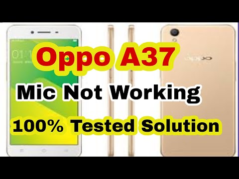 Oppo A37 mic repairing - General Technology Jusef - Video