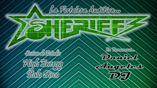 SHERIFF Pepe Trueno - High Energy Vs Italo Disco