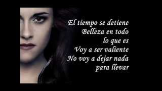 christina perri a thousand years español (crepusculo)
