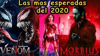 Las #películas más esperadas del #2020