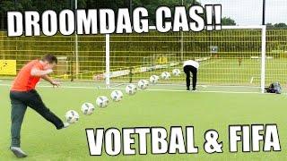 DROOMDAG CAS! VOETBAL CHALLENGE & FIFA 16