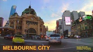 MELBOURNE CITY CENTER - VICTORIA AUSTRALIA