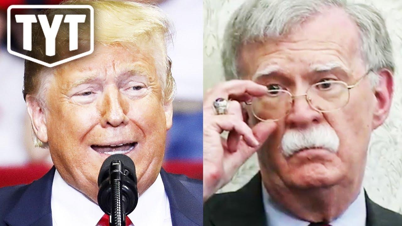 Bolton Unloads On Trump thumbnail