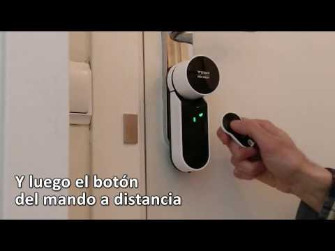 [Tutorial] TESA ENTR cerradura inteligente. Instalación en 5 minutos. 2018