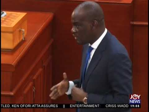 Parliament Walkout - JoyNews Prime (16-11-18)