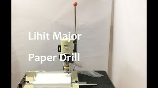 Lihit Major Paper Drill