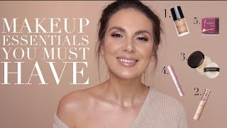 MAKEUP ESSENTIALS YOU MUST HAVE | ALI ANDREEA