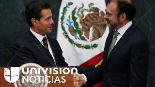 GASOL - Luis Videgaray respalda la decisión de Peña Nieto sobre subir el precio de la gasolina