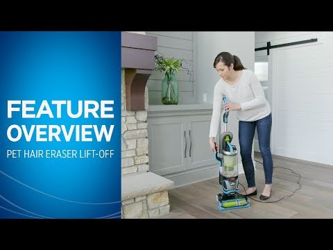 How to Use Pet Hair Eraser® Lift-Off® Vacuum Cleaner Video