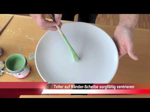 BOTZ - Freude an Keramik 1 - IKEA Teller